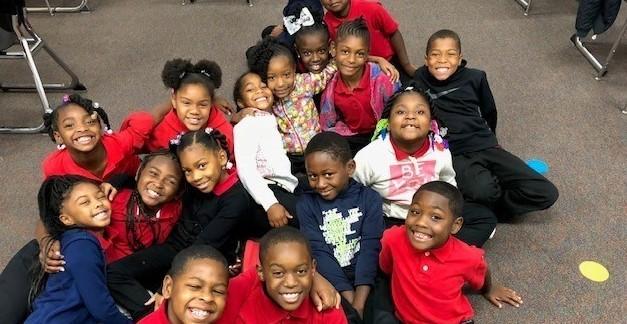 Madison Park Children